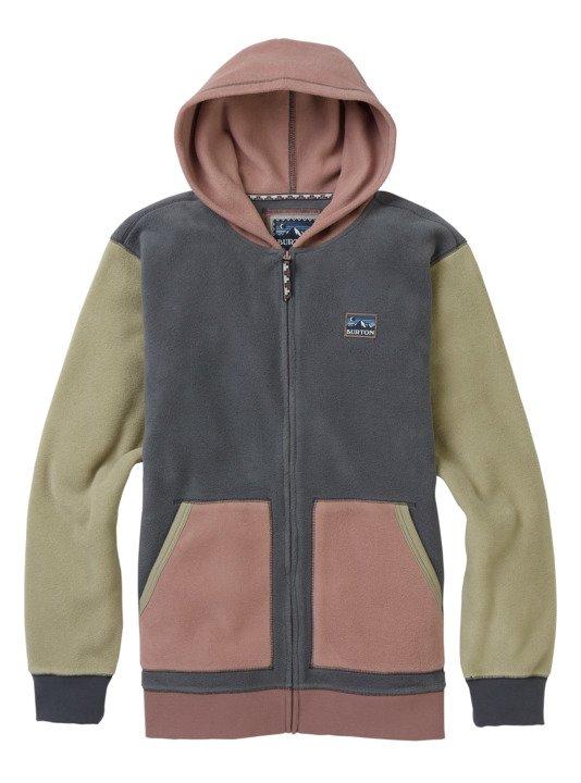 Bluza Aktywna Burton Westmate Polartec Fz (Multi) W19