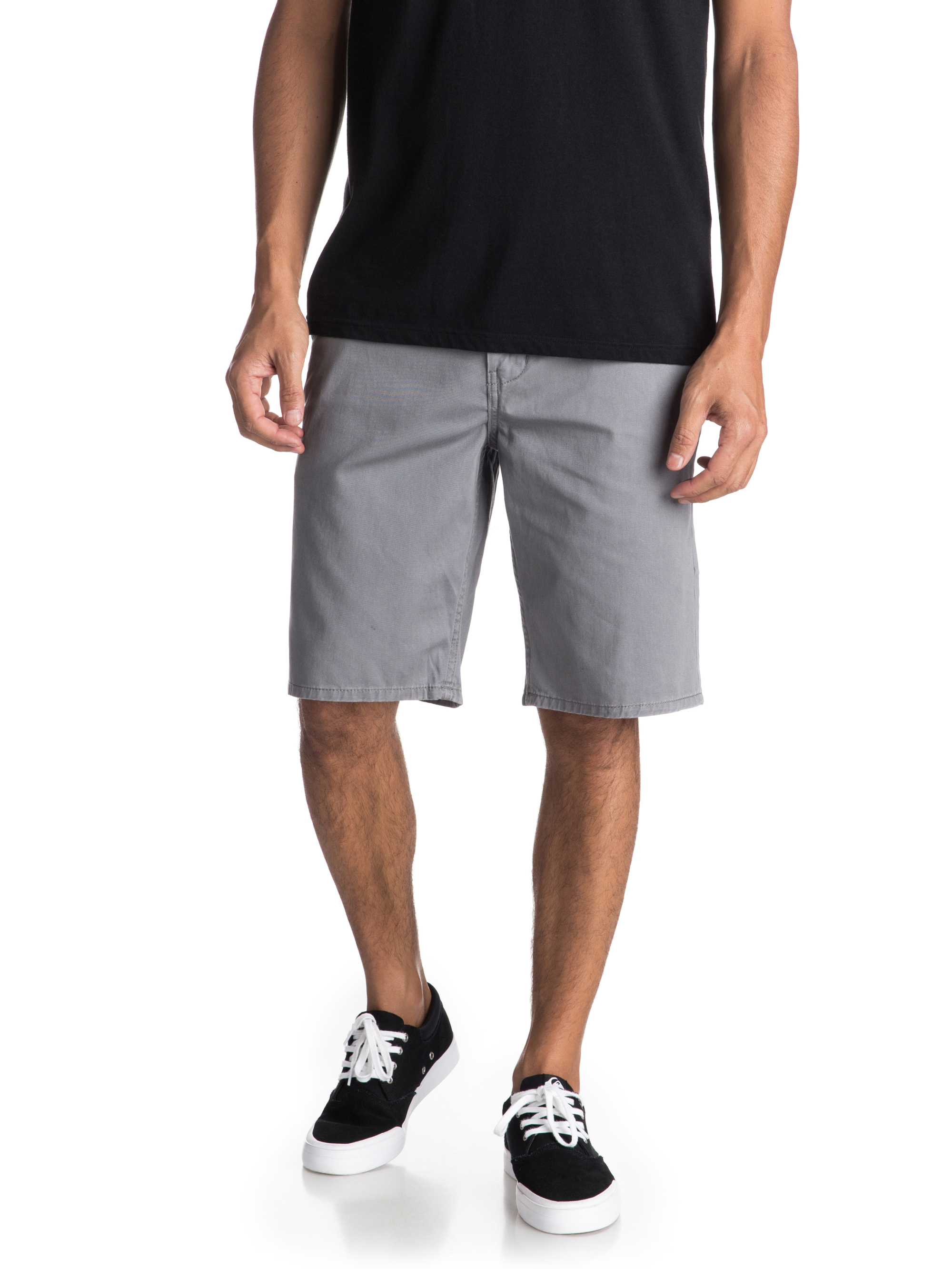 Szorty Quiksilver New Everyday Chino (Charcoal) Ss18