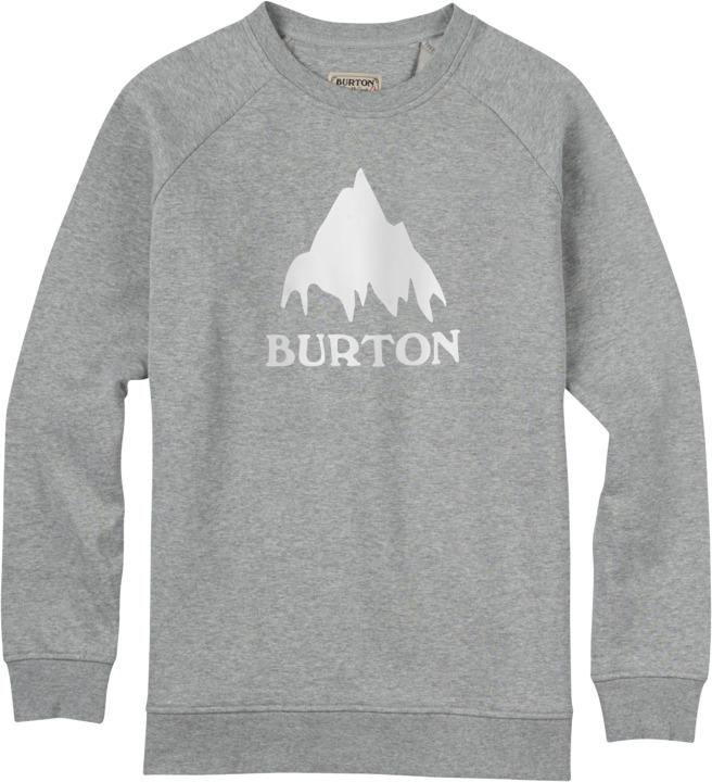 Bluza Burton Classic Mountain Crew (Gray Heather) W17