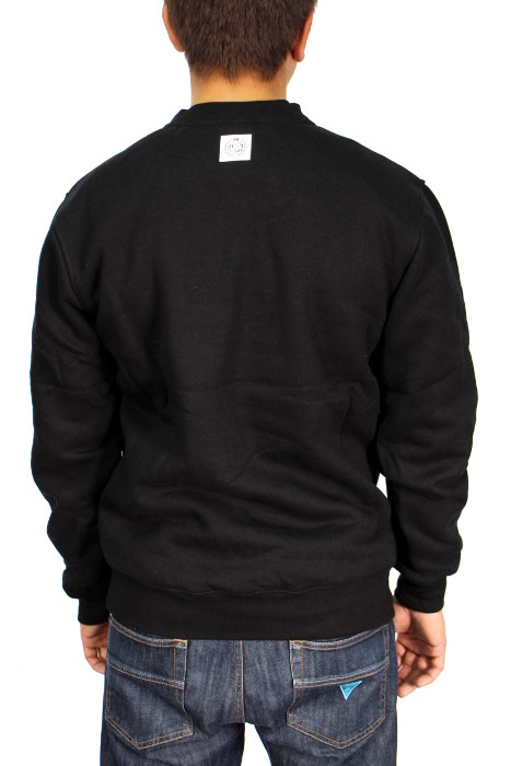 Bluza Mass Base Crewneck (Black)
