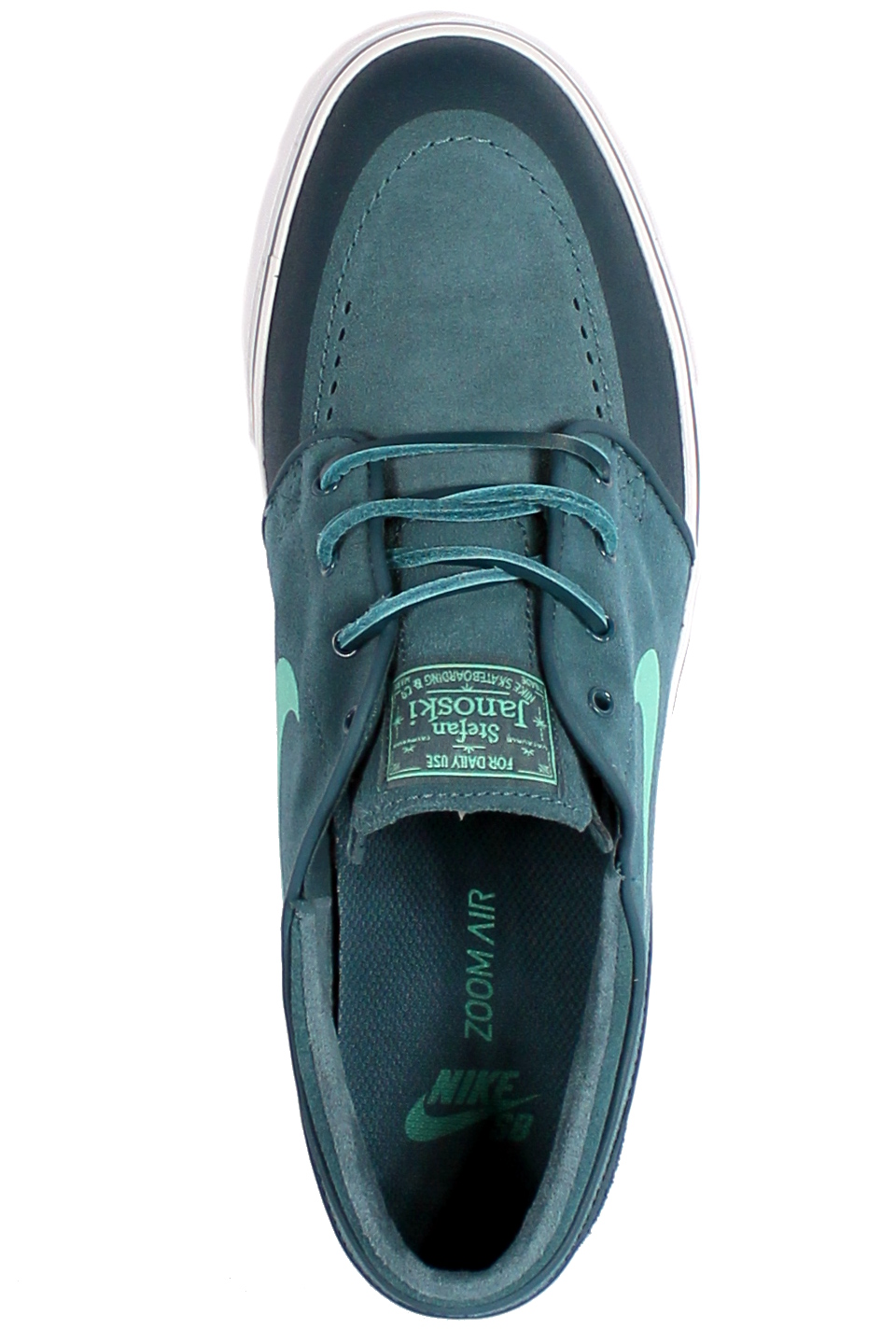 Buty Nike Sb Stefan Janoski Low Pr Se (Night Factor/Crystal Mint)