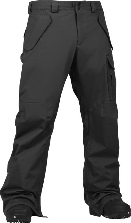Spodnie Snowboardowe Burton Insulated Covert (True Black)
