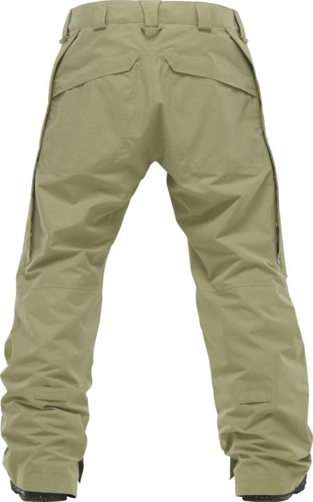 Spodnie Snowboardowe Burton Ak 2l Stagger (Grayeen)