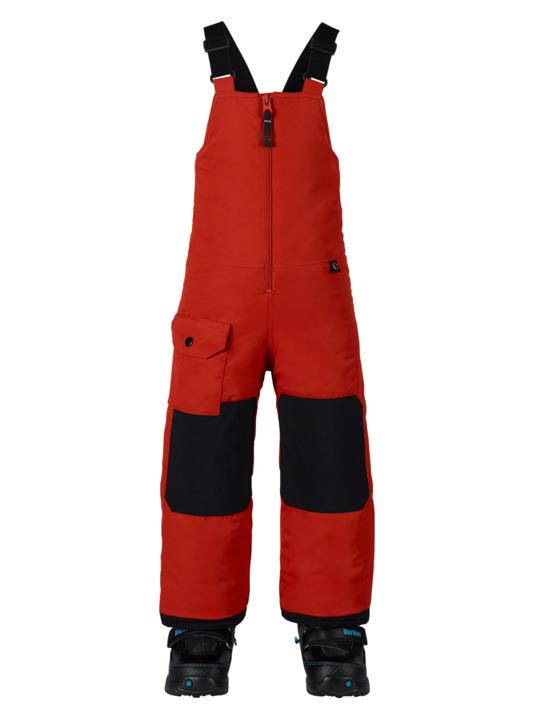 Dziecięce Spodnie Snowboardowe Burton Boys Minishred Maven Bib (Bitters) W18