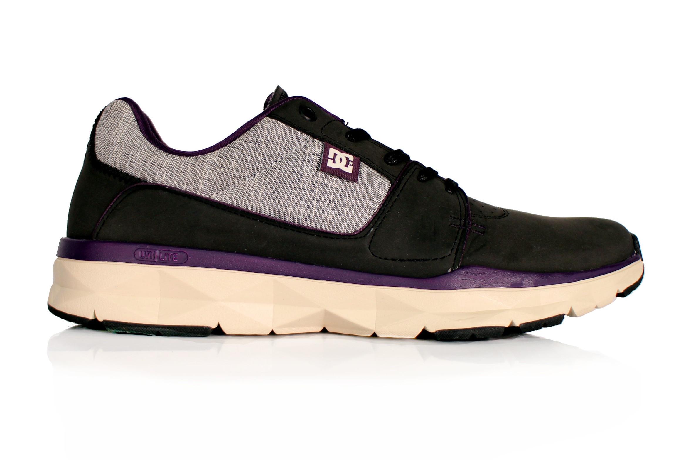 Buty Dc Player (Black/Purple)