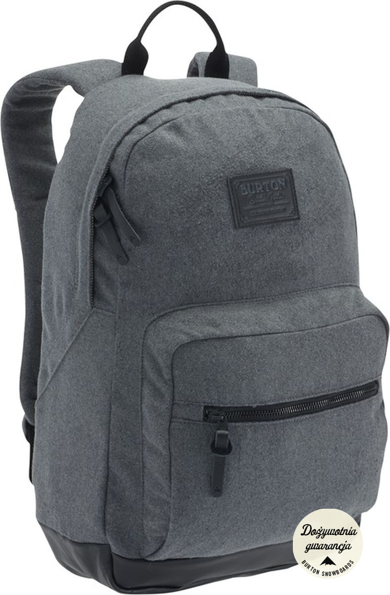 Plecak Burton Ali Pack (Grey Wool Leather)