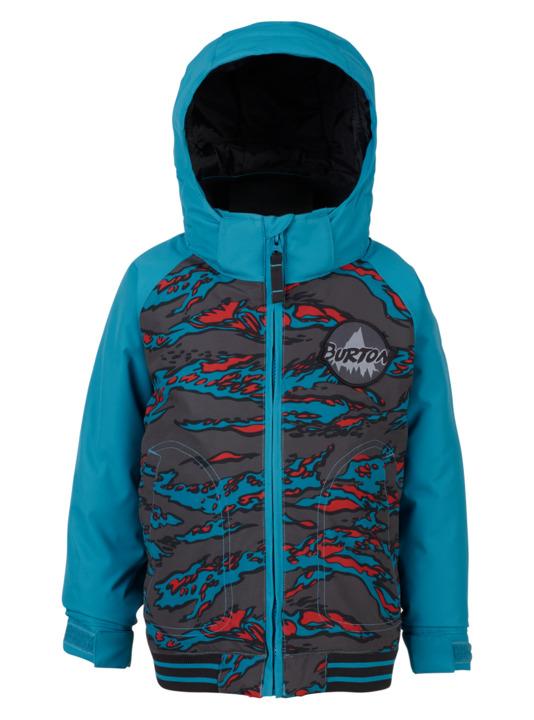 Dziecięca Kurtka Snowboardowa Burton Boys Minishred Game Day Jacket (Bitters Beast Camo Mountaineer) W18