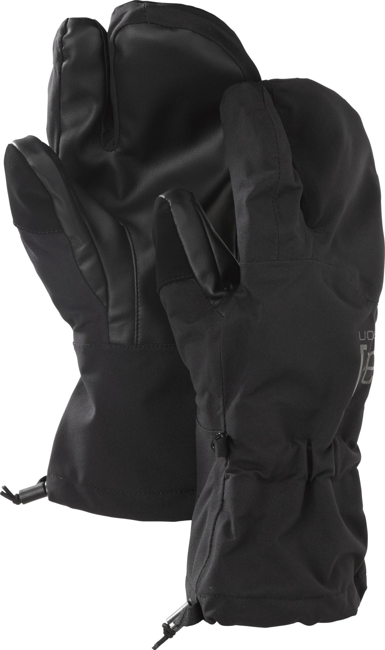 Rękawice Snowboardowe Burton Ak Powder Shell Mitt (True Black)