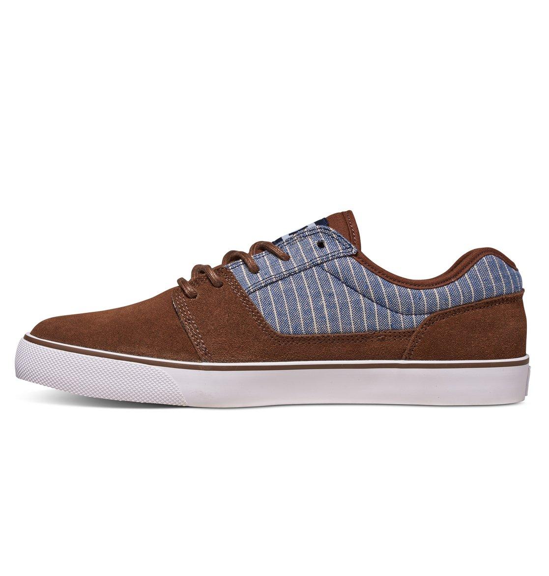 Buty Dc Tonik Se (Brown/Blue) Ss17