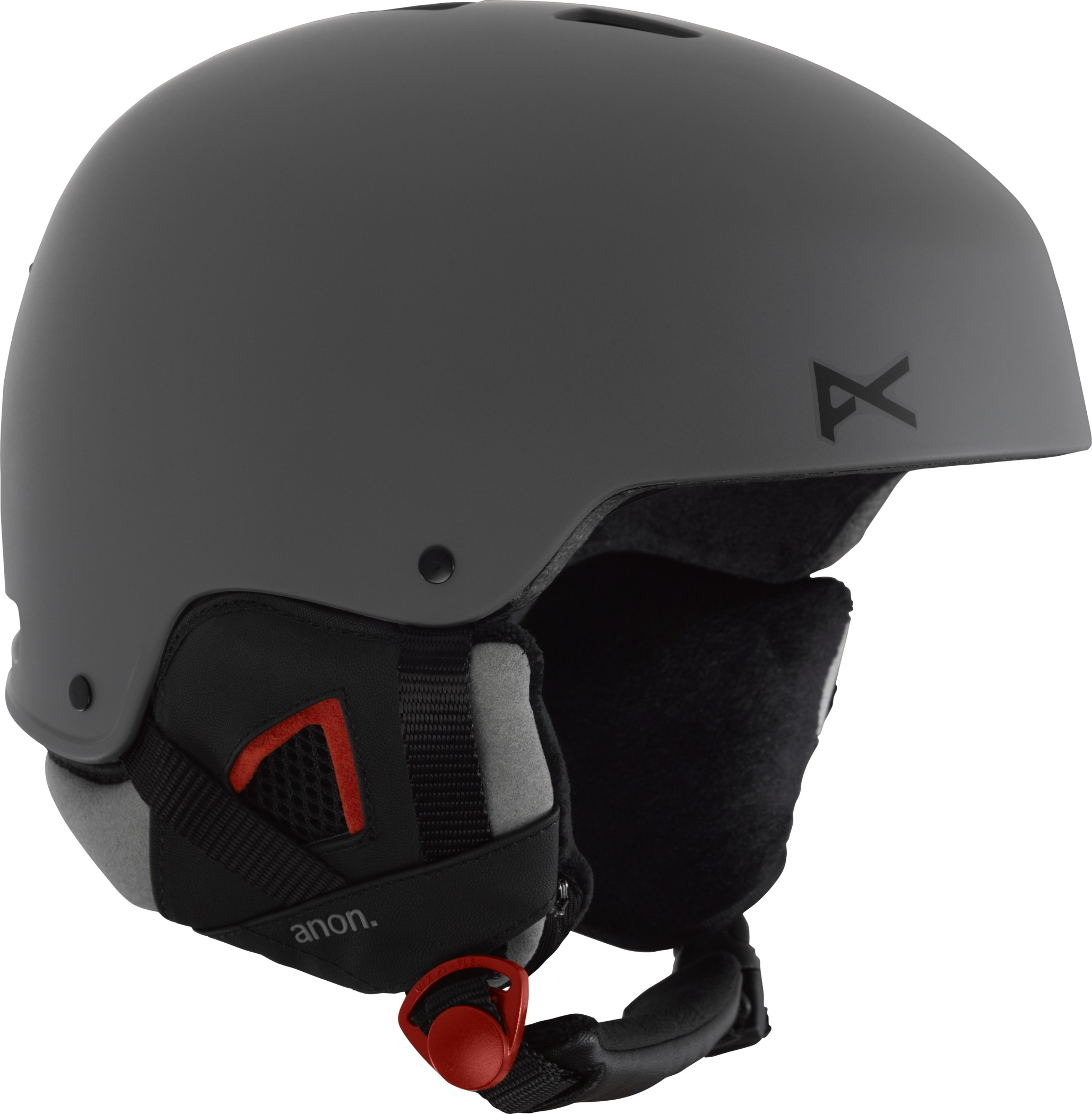 Kask Snowboardowy Anon Striker (Grey)