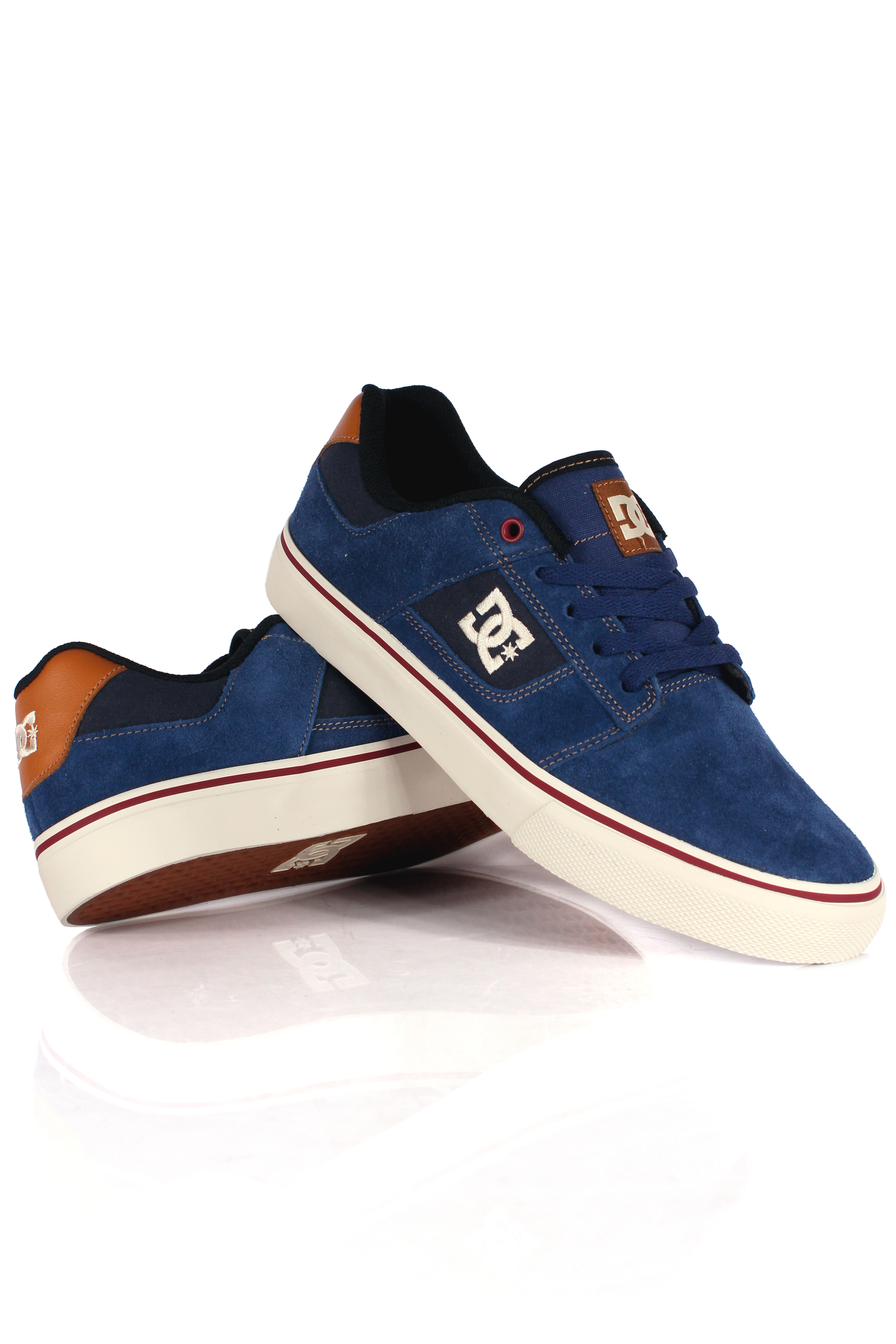 Buty Dc Bridge (Navy/Wheat)