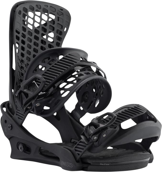 Wiązania Snowboardowe Burton Genesis X Est (Black Marble) W18