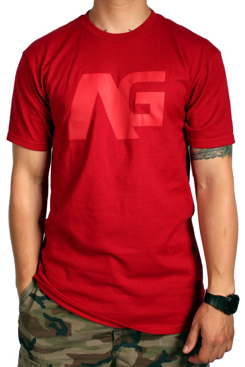 Koszulka Analog Ag Icon (Cardinal)
