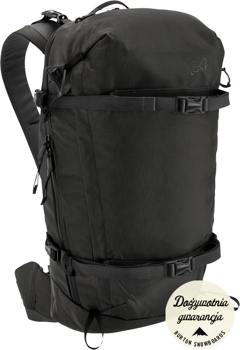 Plecak Burton Ak 23l Pack (True Black Heather)