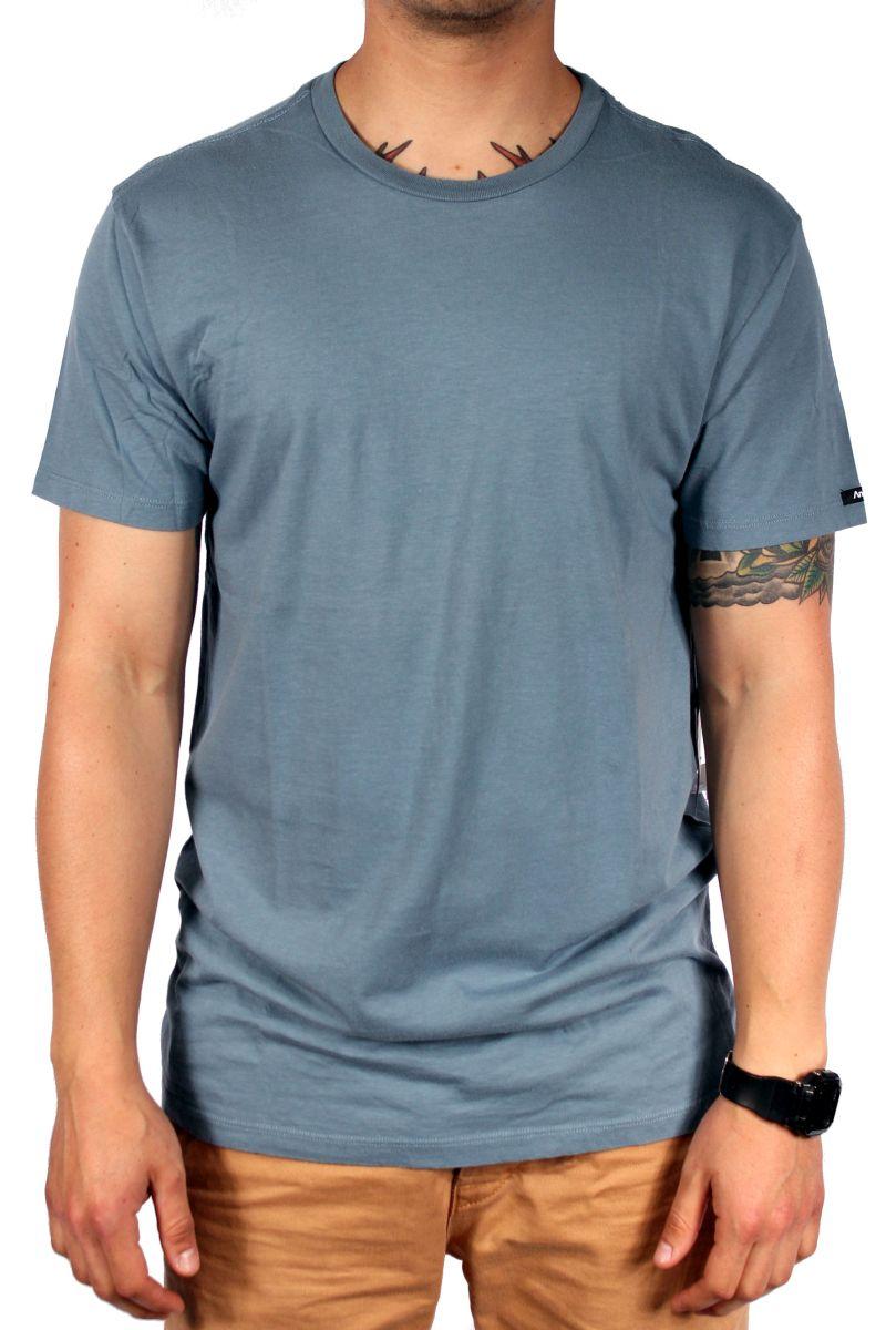 Koszulka Analog Wheel Wash Crew (Wet Blue)