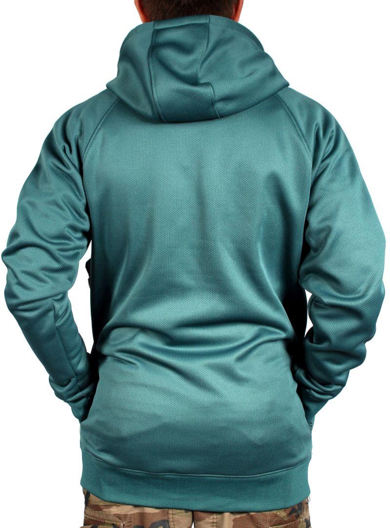 Bluza Aktywna Analog Transpose (Atlantic Blue)