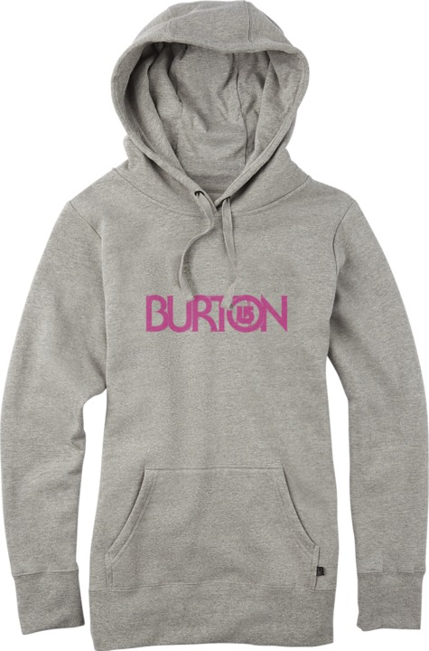 Bluza Burton Overspray (Gray Heather)