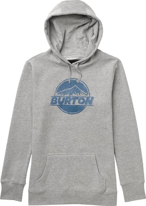 Bluza Burton Wms Rpet Peaked (Heather Grey)