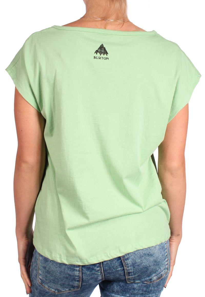 Koszulka Damska Burton Foxes Tee (Sprucestone)