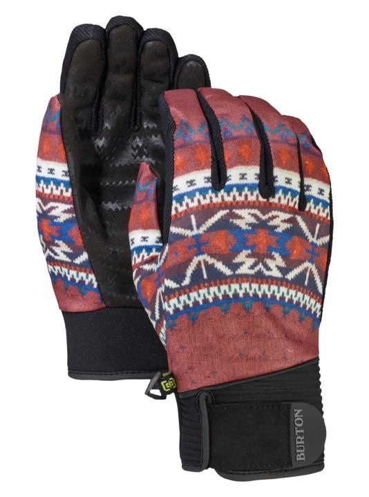 Damskie Rękawice Snowboardowe Burton Park (Stellar) W18