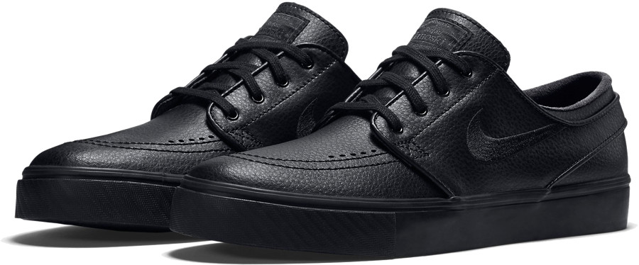 5a40fe718848 Buty Nike Sb Zoom Stefan Janoski L (Black   Black)