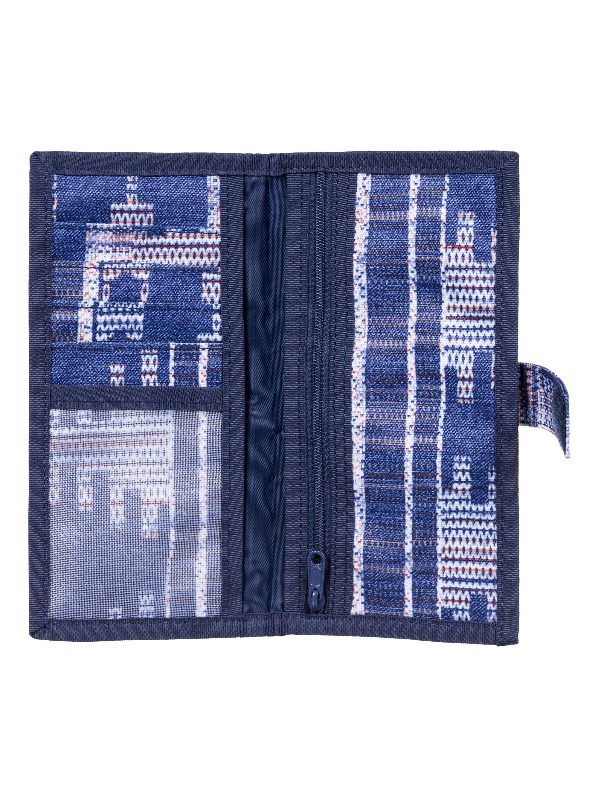 Portfel Roxy Tropical Drift (Akiya Combo Blue Print)