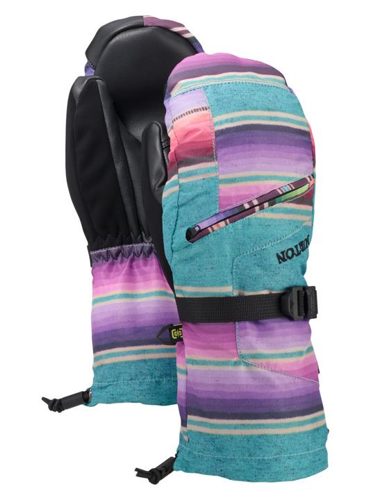 Dziecięce Rękawice Snowboardowe Burton Youth Vent Mitt (Mijita Stripe) W18