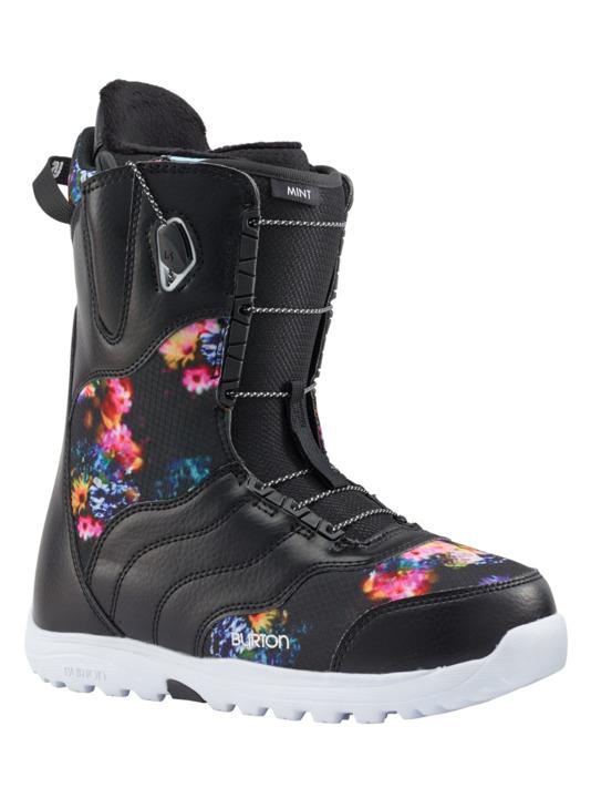 Buty Snowboardowe Burton Mint (Black/Multi) W18