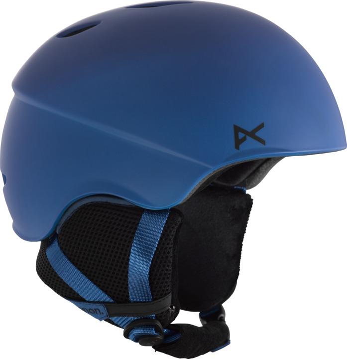 Kask Snowboardowy Anon Helo (Blue)