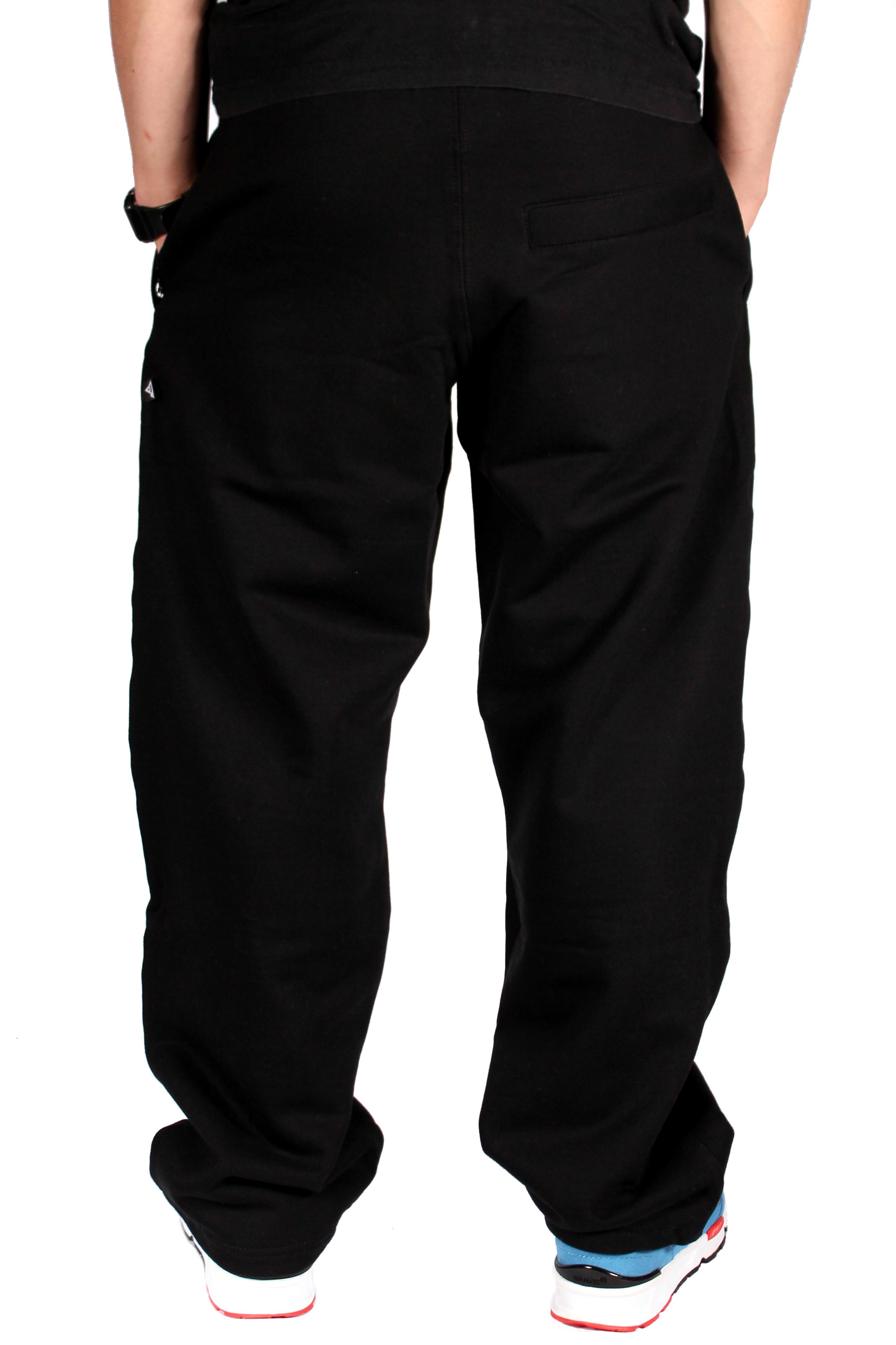 Spodnie Dresowe Smoke Storu Group Ssg Logo (Black)