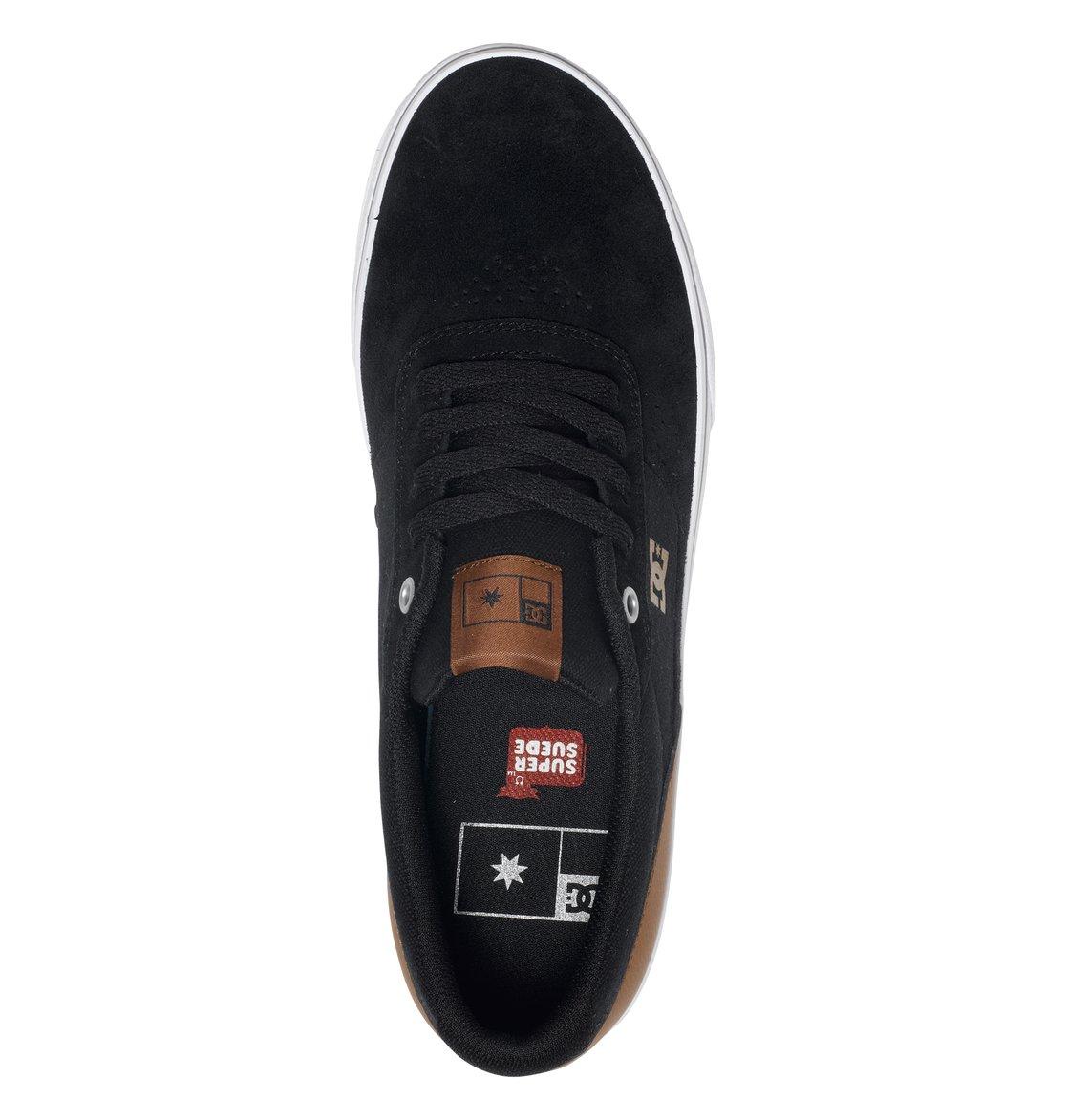 Buty Dc Switch S (Black / Brown / White) Ss16