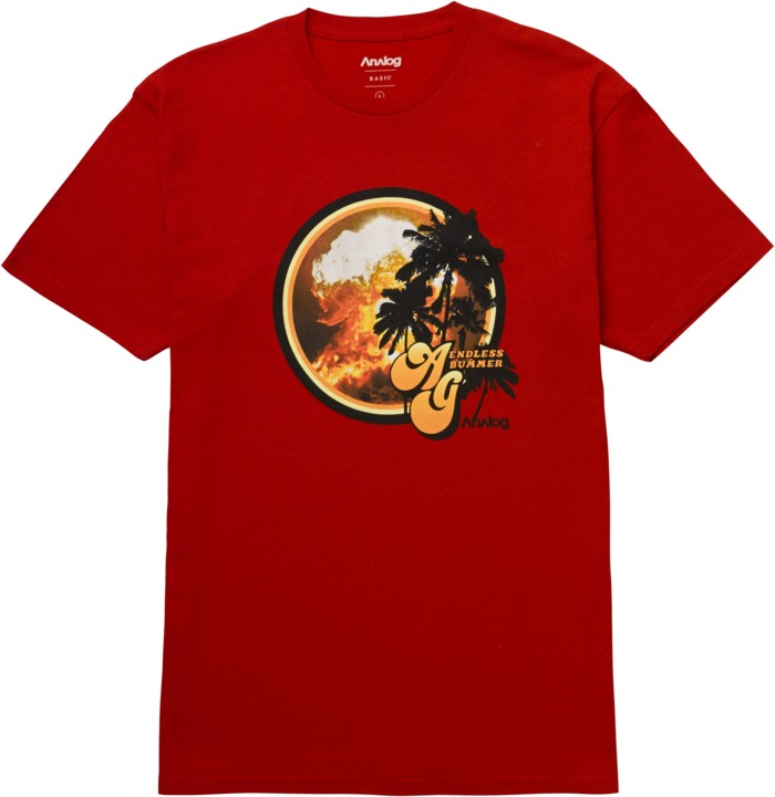Koszulka Analog Bummer (Redstone)