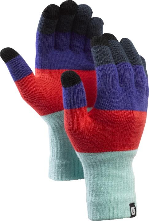 Rękawice Snowboardowe Burton Touch N Go Knit (Marilyn Colorblock)