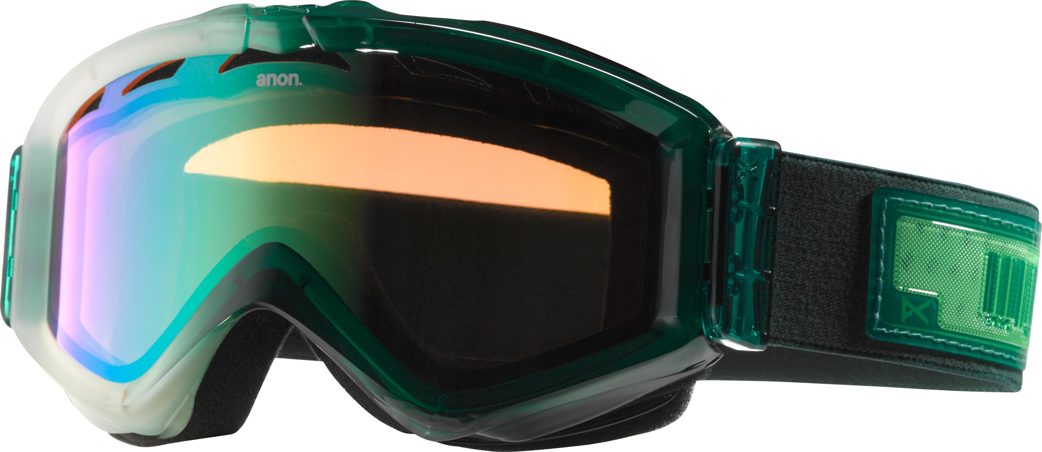 Gogle Anon Figment (Green Frost / Gel Vert)