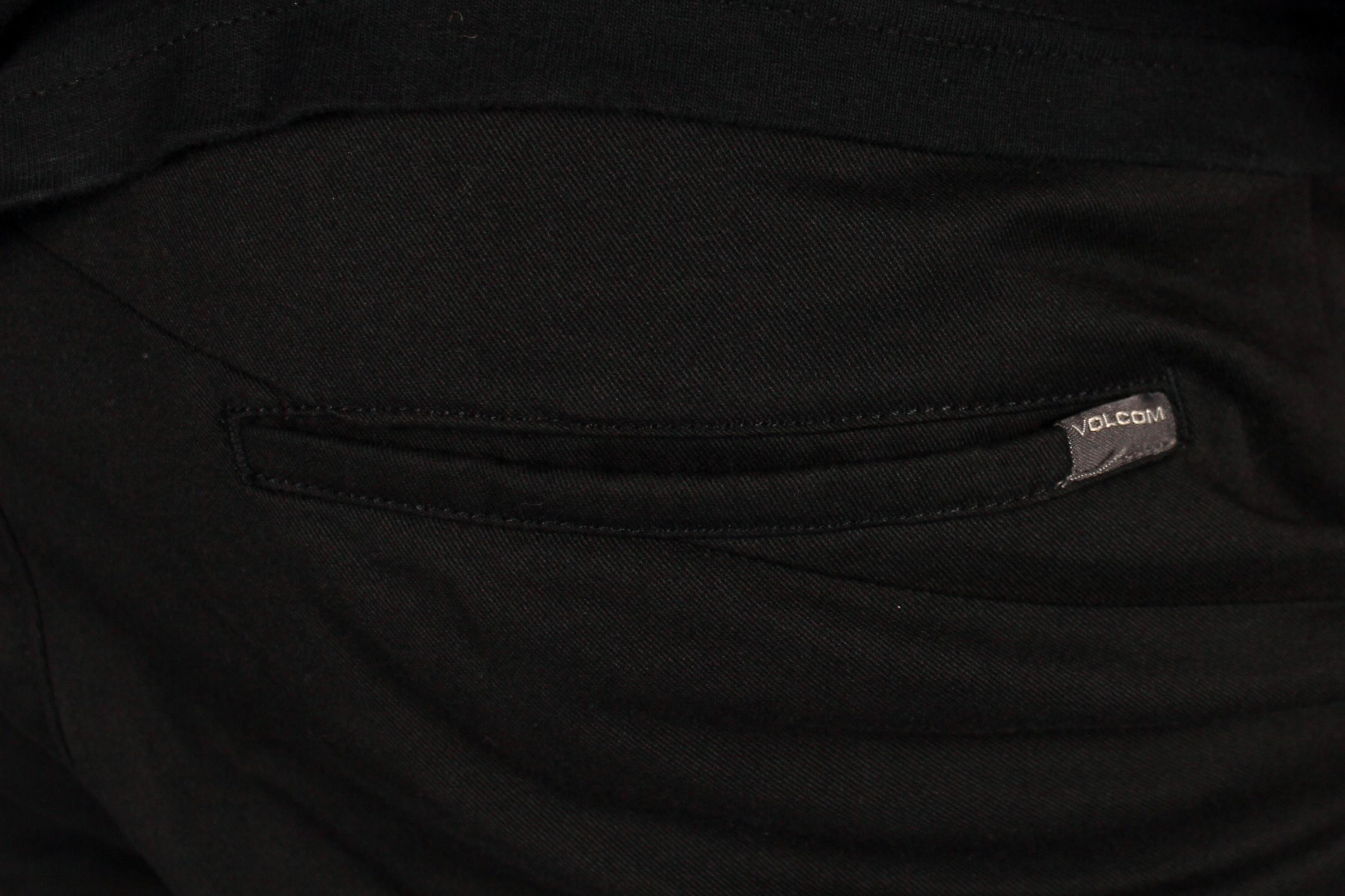 Szorty Volcom Frickin Modern (Black)
