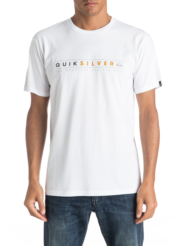 Koszulka Quiksilver Always Clean (White) Ss17