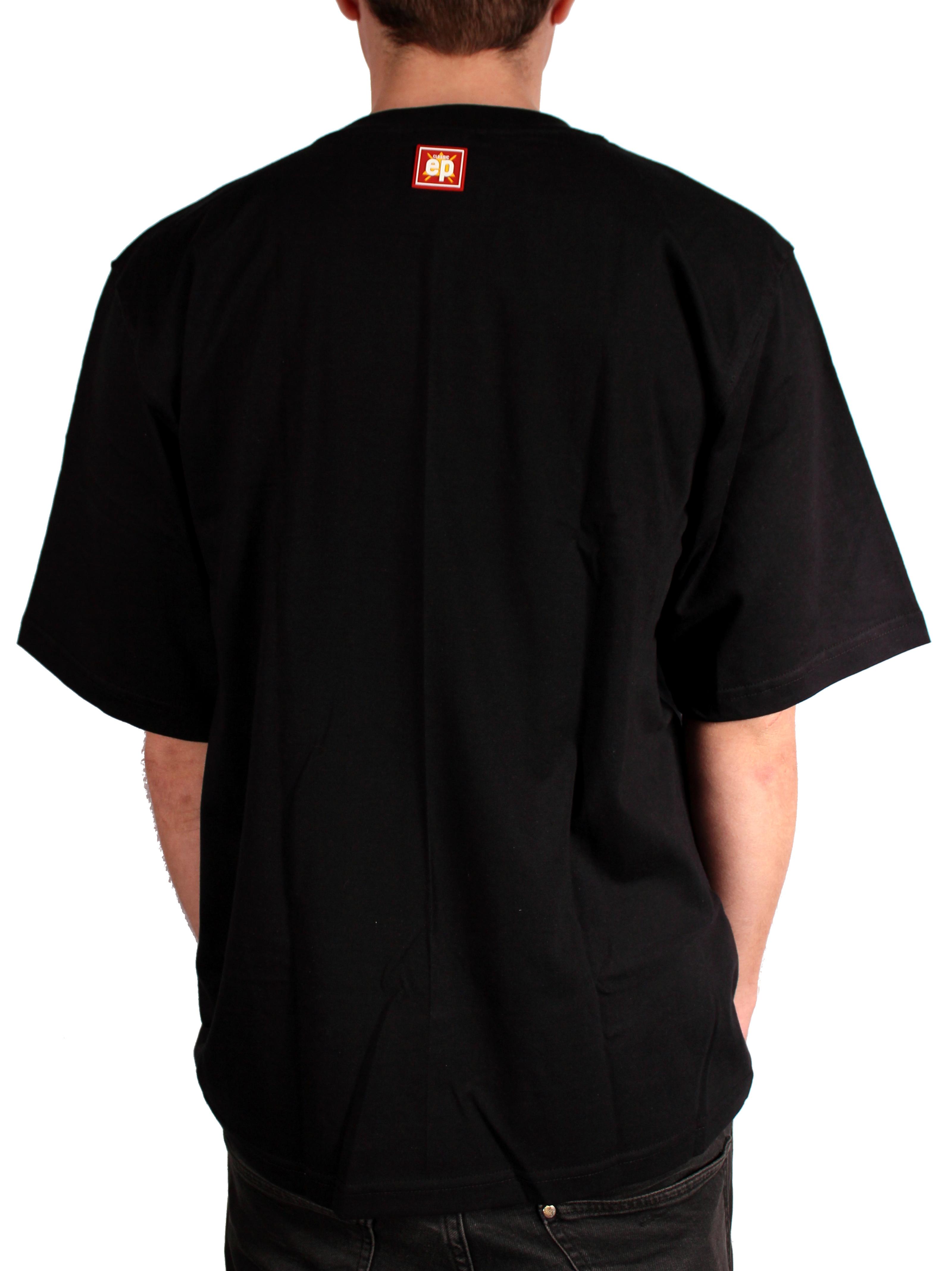 Koszulka El Polako 5 Pointz (Black)