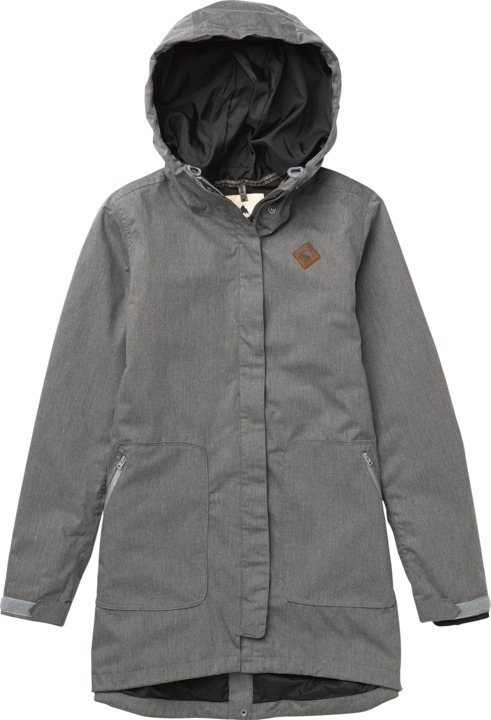 Kurtka Burton Wmn Drift 2l (Pewter Heather)