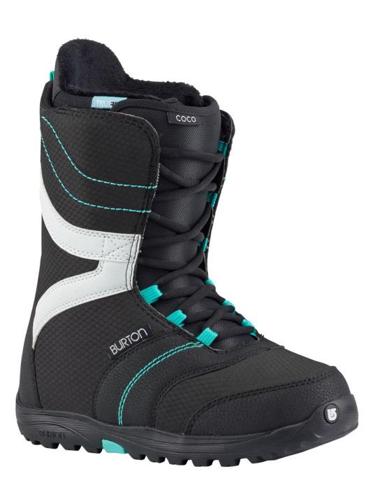 Buty Snowboardowe Burton Coco (Black/Teak) W18