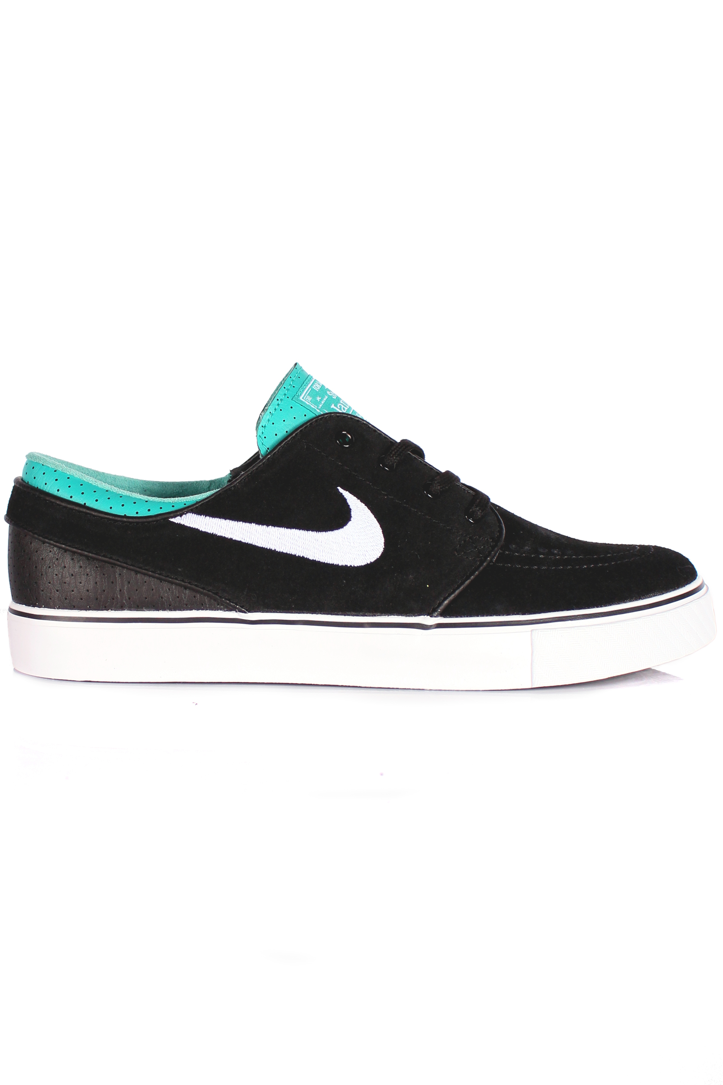 Buty Nike Sb Stefan Janoski Low (Black/White/Turbo Green)