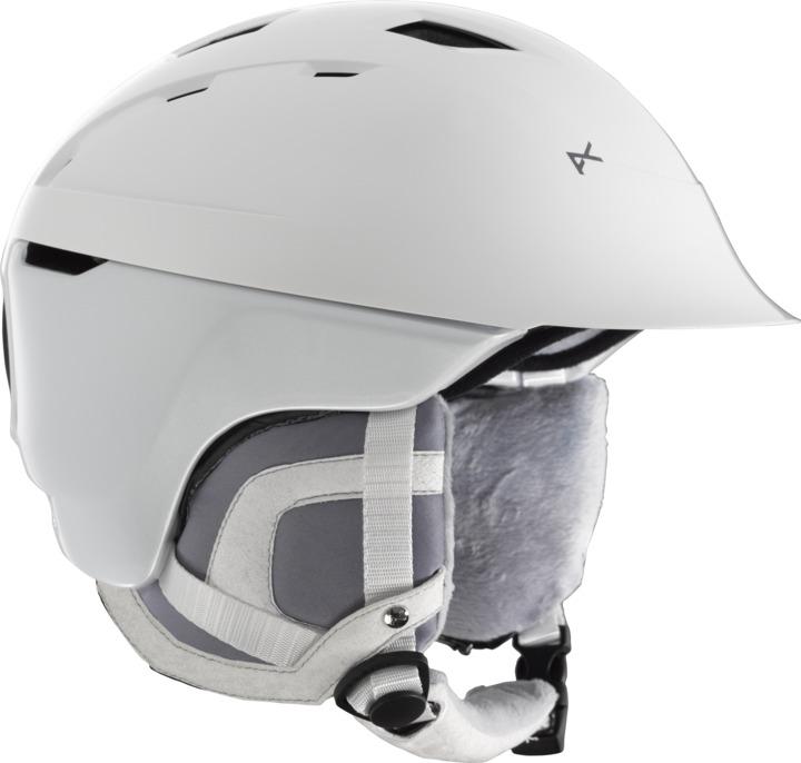 Kask Snowboardowy Anon Galena (White)