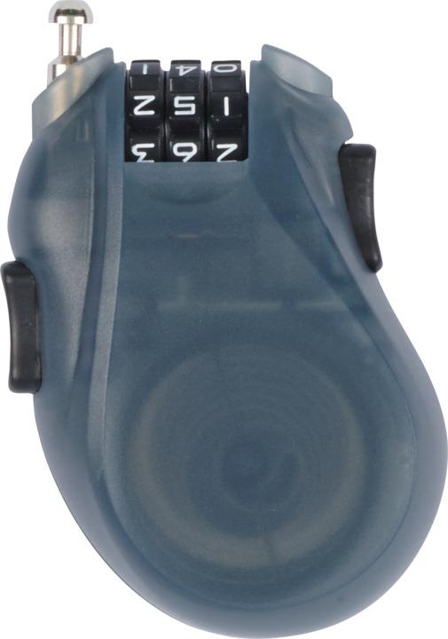 Zabezpieczenie Burton Cable Lock (Translucent Black)