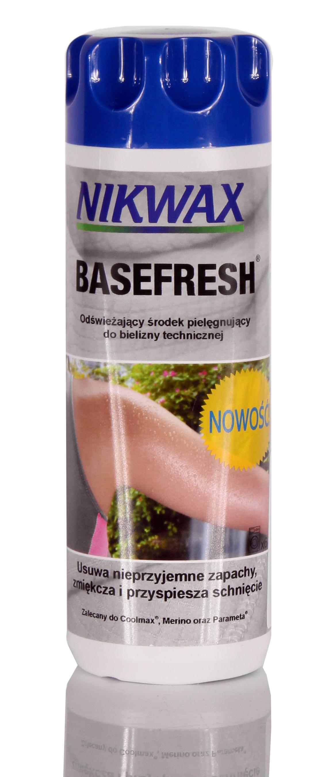 Środek Pielęgnujący Nikwax (Basefresh)