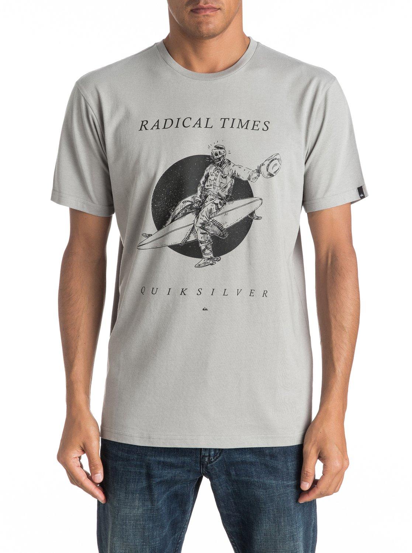 Koszulka Quiksilver Space Cowboy (Wet Weather) Ss17