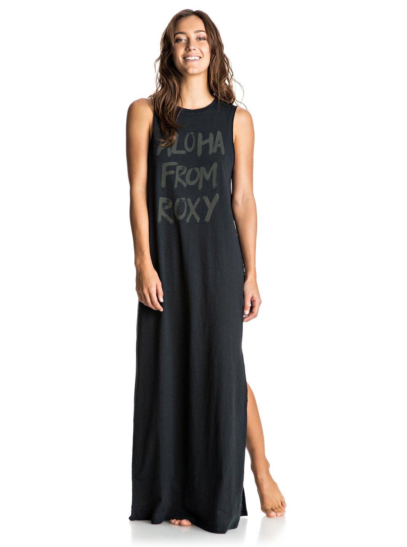 Sukienka Roxy Earlybird C (Anthracite) Ss17
