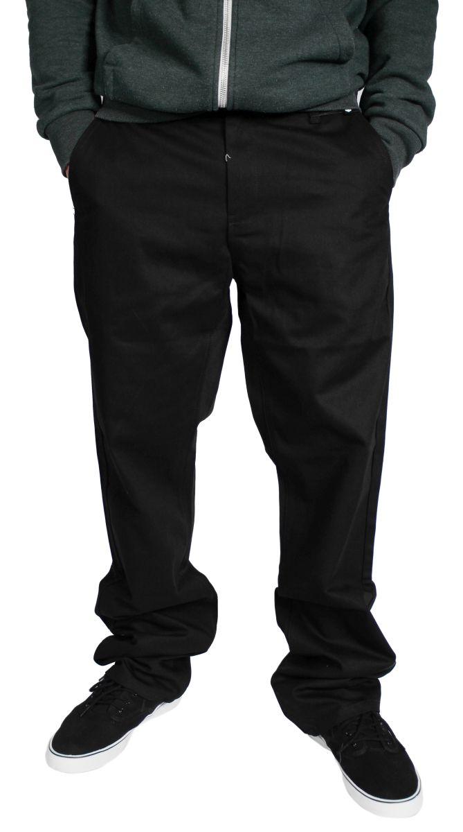 Spodnie Etnies Classic Chino (Black)