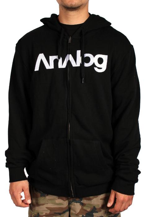 Bluza Analog Analogo Hdd (True Black)