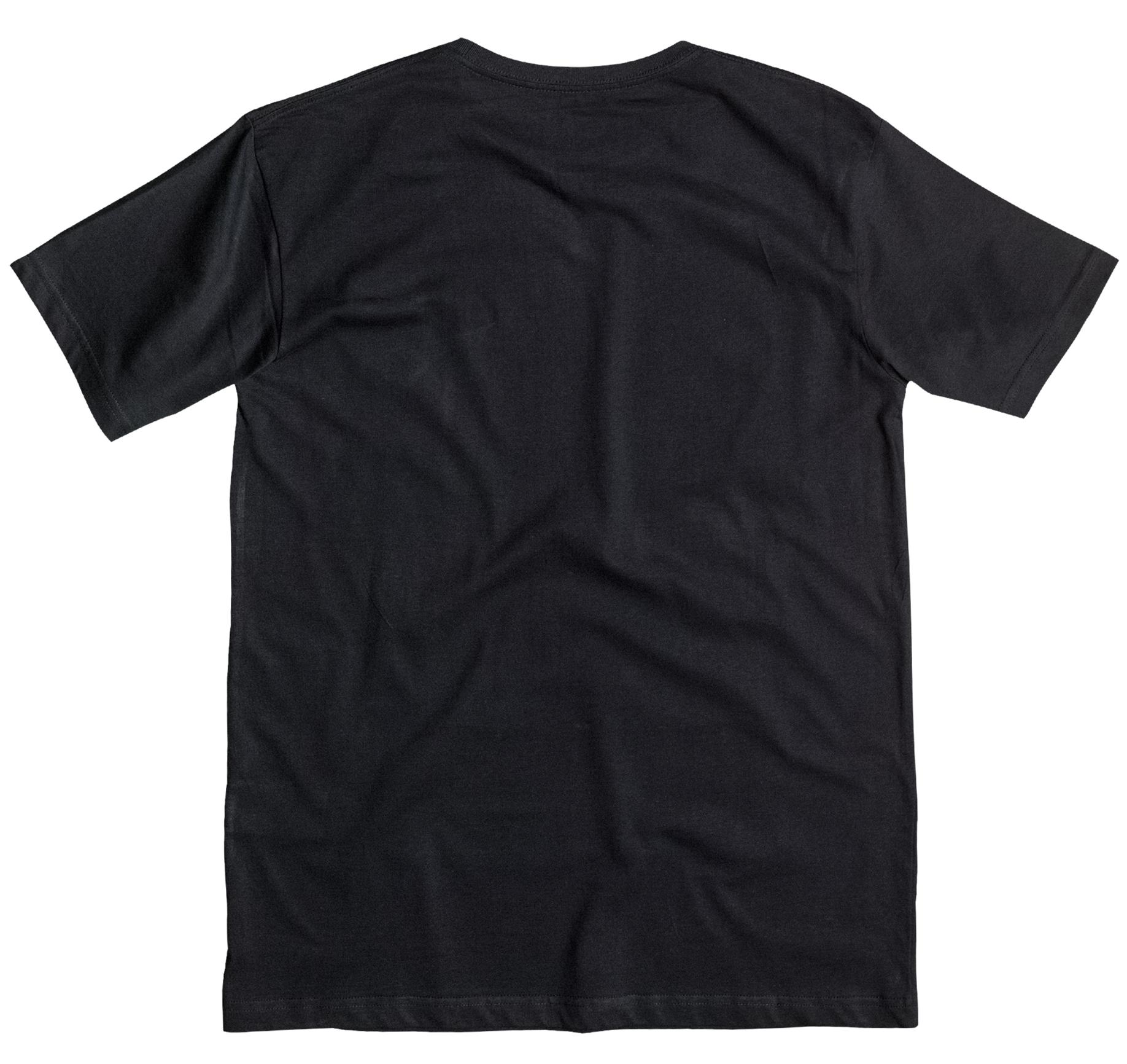 Koszulka Quiksilver Classic Dark Palms (Black) Ss16
