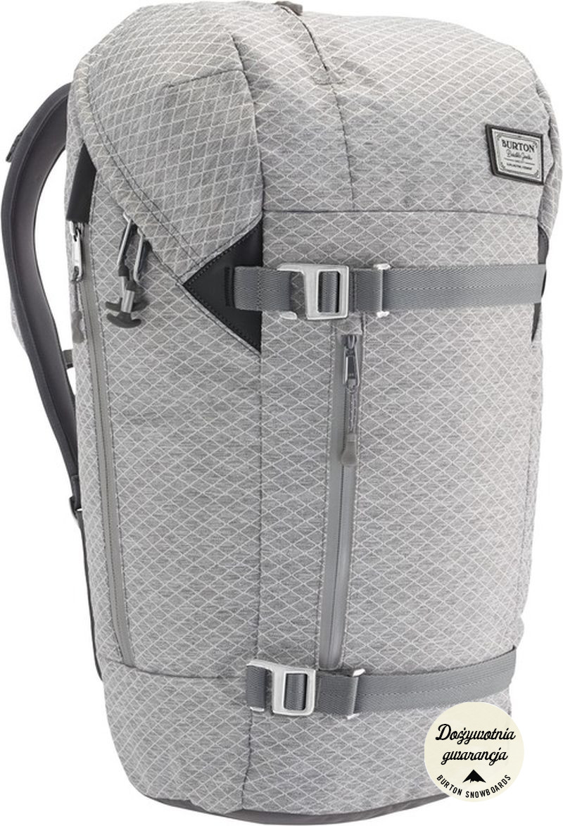 Plecak Burton Lumen Pack (Gray Heather Diamond)