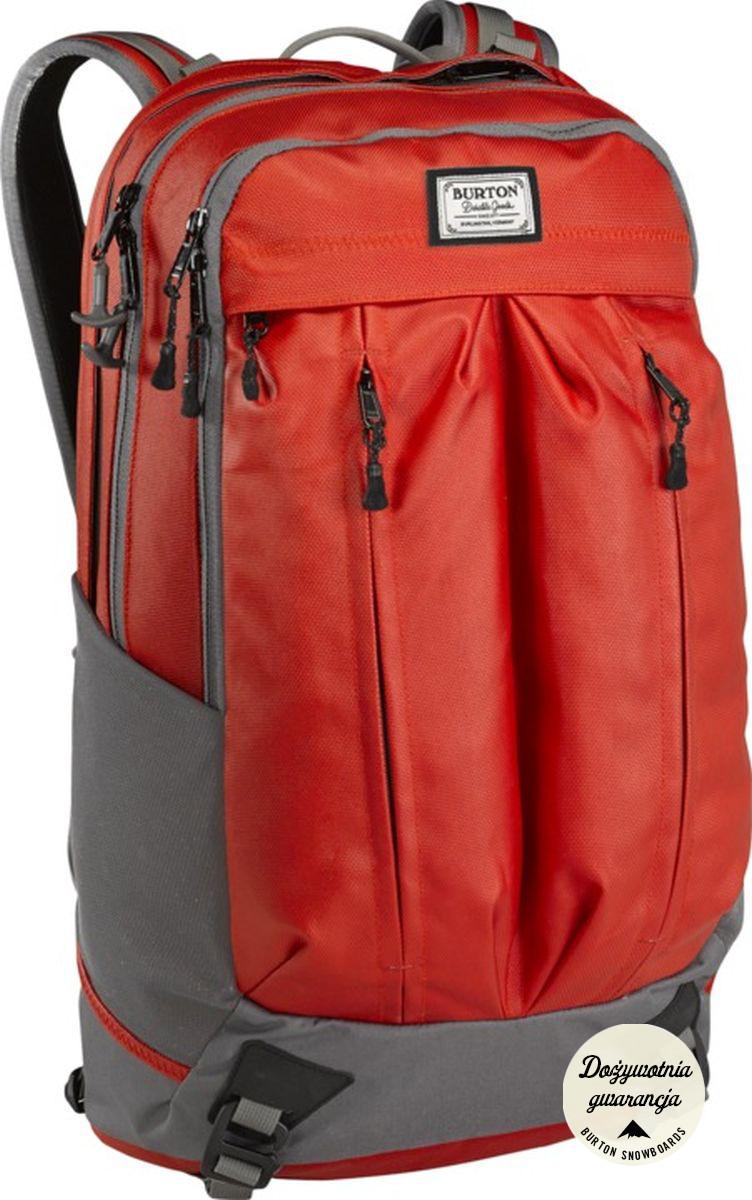 Plecak Burton Bravo Pack (Real Red Trap)